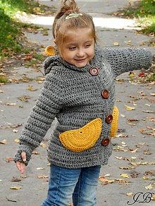Detské oblečenie - Sveter - 5945300_