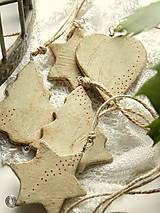 Dekorácie - Vianočná sada - 5945561_