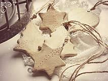 Dekorácie - Vianočná sada - 5946234_