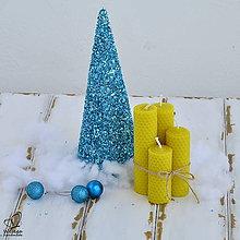Svietidlá a sviečky - Sviečky vianočné - 5946644_