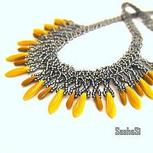 Náhrdelníky - Sunflower 2 - 5944875_