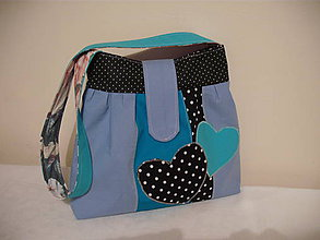 Veľké tašky - Azzuro - veľká taška - 5947707_