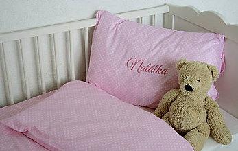 Textil - Personalizované detské obliečky, posteľná súprava - 5948076_