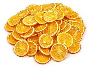 Polotovary - Dekorácia sušené pomaranče - 5949956_