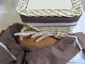 Košíky - Na chlebík - 5949701_