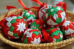 Dekorácie - Vianočný set Čaro Vianoc - 5948907_