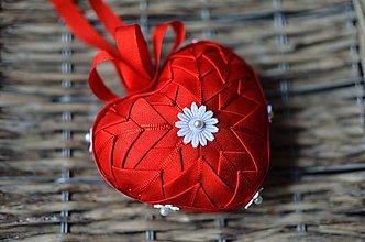 Dekorácie - Valentínske srdiečko 2. - 5948661_