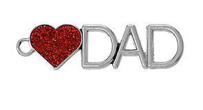 Prívesok LOVE DAD