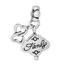 Korálky - Pandorková korálka FAMILY - 5948479_