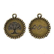 Komponenty - Prívesok strom života - 5948610_