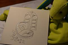 Papiernictvo - bábätko - 5950102_