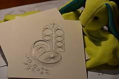 Papiernictvo - bábätko - 5950103_