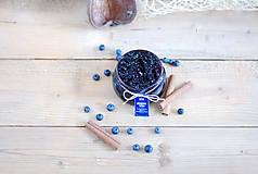 Potraviny - Medvedia túžba- Čučoriedkový džem s portským vínom - 5955275_