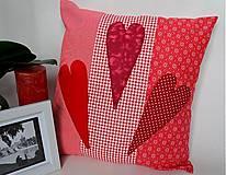 Úžitkový textil - vankúšik 50x50 cm - 5958105_