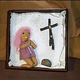 Hračky - Anjeličku moj stražničku... - 5961633_