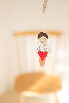 Bábiky - Anjeliček strážniček - 5957203_