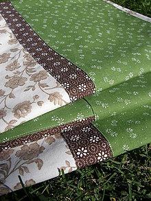 Úžitkový textil - Obrusy - rôzne druhy - 5961351_