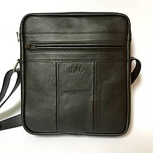 Tašky - Kožená taška SPORT2 - L - 5961962_