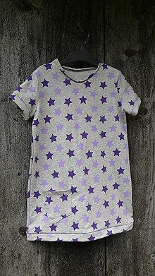 Detské oblečenie - Šaty hviezda - 5965290  a35ccd22bba