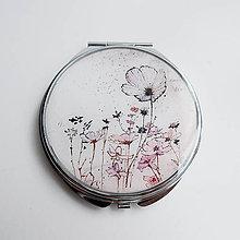 Zrkadielka - Zrkadielko s lúčnými kvetmi - 5963080_
