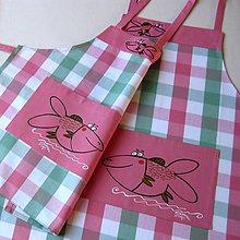 Iné oblečenie - ♥ VAŘENÍ s BABIČKOU ♥ - zástěrky - 5964121_
