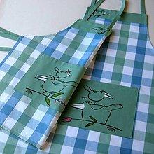 Iné oblečenie - ♥ VAŘENÍ s TETIČKOU ♥ - zástěrky - 5964209_