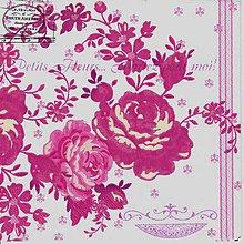 Papier - 160 kvetinová - 5964278_