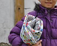 Textil - Podložka do kočíka na mieru - 5968727_