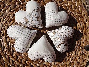 Darčeky pre svadobčanov - Srdiečka - 5967655_