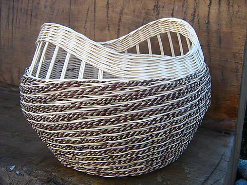 23e27fb2a Košík veľký / Endula - SAShE.sk - Handmade Košíky