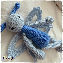 Hračky - ... motýľ Fredy ... - 5968623_