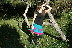 Sukne - Háčkovaná sukňa Loriána - 5968366_