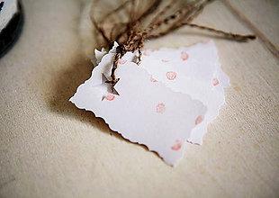 Papiernictvo - Visačky na darčeky *13 - 5975026_
