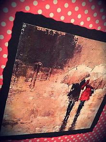 Papiernictvo - Vôňa dažďa - 5975734_