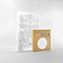 Papiernictvo - zápisník vyfarbovací • fauna - 5975770_