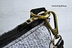 Kabelky - Ani veľká ani malá ľudová kabelka - 5976028_