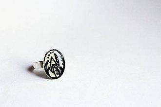 Prstene - Prsteň | Oválny - Listy - 5971631_
