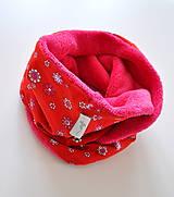 - detská ovečka červené kvetinky - 5973534_