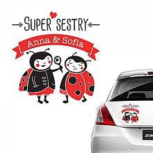 Detské doplnky - Super sestry - 5979316_