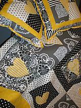 Úžitkový textil - ...prehoz pre Ľubomíru... - 5978501_