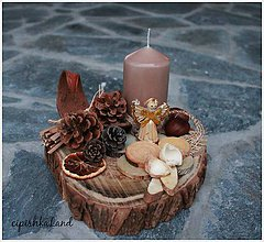 Svietidlá a sviečky - príroda_vianoce - 5980183_