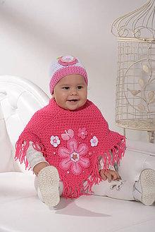 Detské oblečenie - Detské pončo - 5983250_