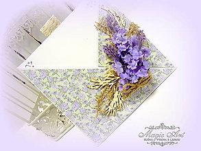 Papiernictvo - Levandula Toscana - 5982680_