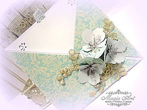 Papiernictvo - Lovely menthol... - 5982763_