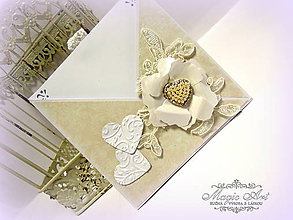 Papiernictvo - Lásky kvet... - 5983196_