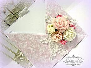 Papiernictvo - Sladká vôňa ruží... - 5983202_