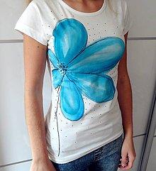 Tričká - Kvet - 5982295_