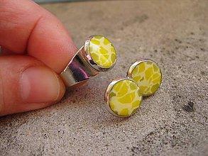 Sady šperkov - Včeličková sada č.1466 - 5984663_