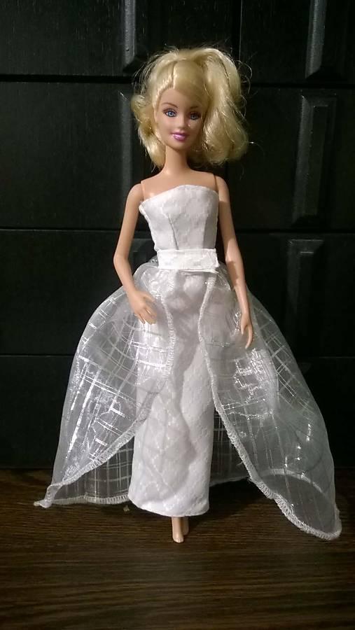 e23b9184a329 Svadobné šaty pre Barbie viac druhov   TrishaFate - SAShE.sk ...