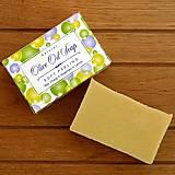 - Olivové mydlo JEMNÝ PÍLING - 5988426_